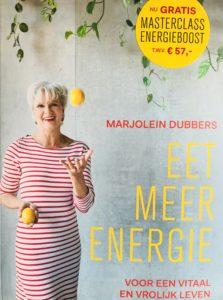 Eet meer energie Marjolein Dubbers