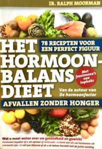 Het hormoonbalans dieet boek Ralph Moorman